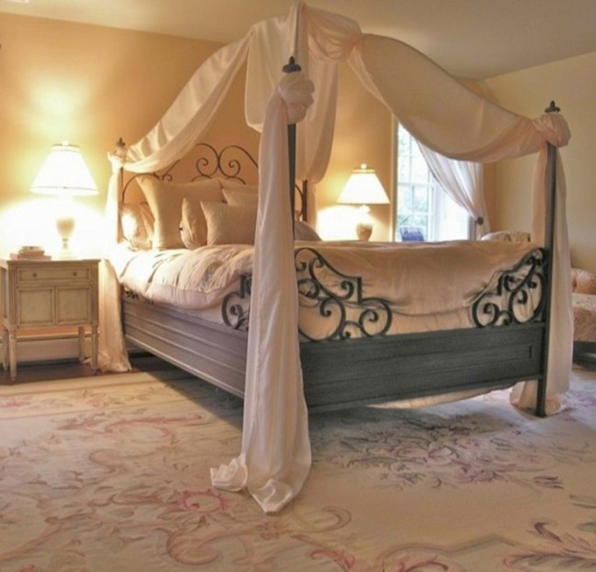 Romantic bedroom ideas for couples 46
