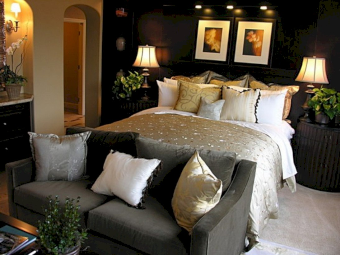 Romantic bedroom ideas for couples 51