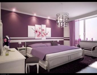 Scandinavian bedroom ideas for small apartment 05