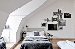 Scandinavian bedroom ideas for small apartment 31