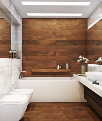 Simple bathroom ideas for small apartment 25