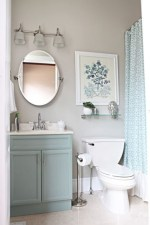 Simple bathroom ideas for small apartment 43