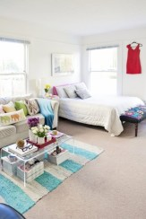 Simple decor that so perfect for rental apartment (28)