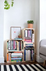 Simple decor that so perfect for rental apartment (49)