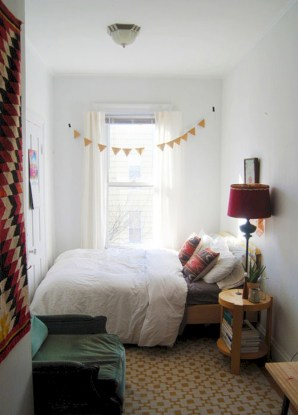 Simple decor that so perfect for rental apartment (9)