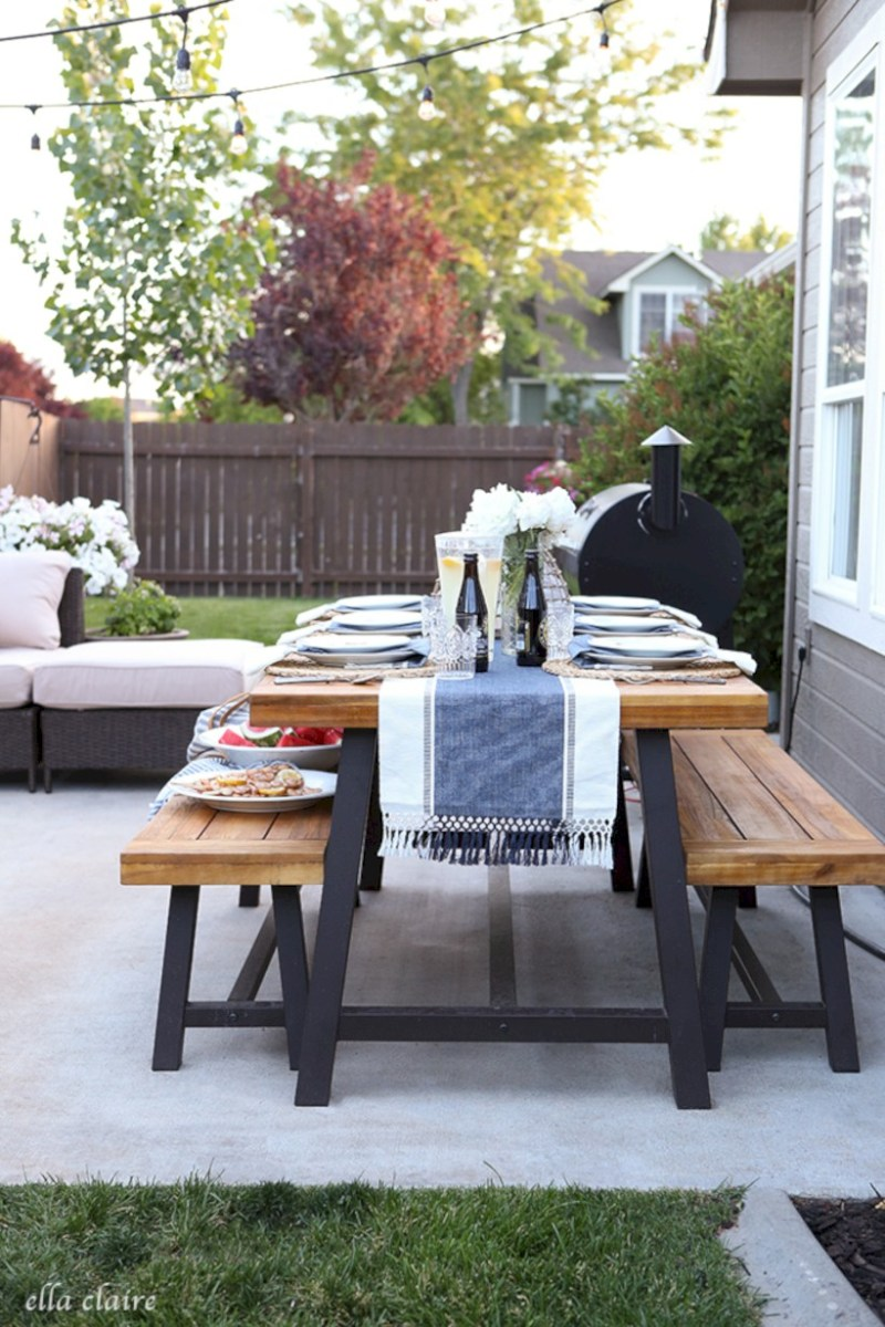 Simple patio decor ideas on a budget (25)