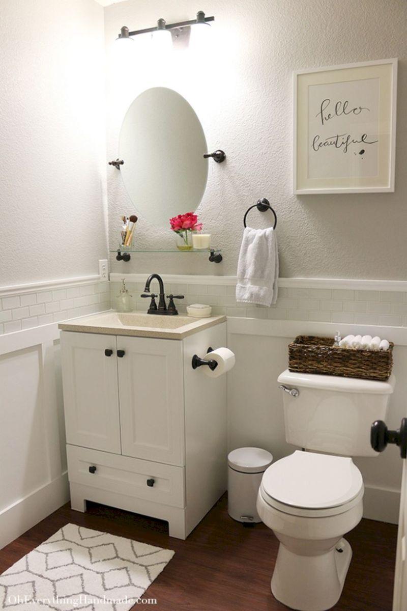 Small bathroom ideas on a budget (17)