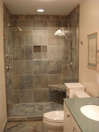 Small bathroom ideas on a budget (38)