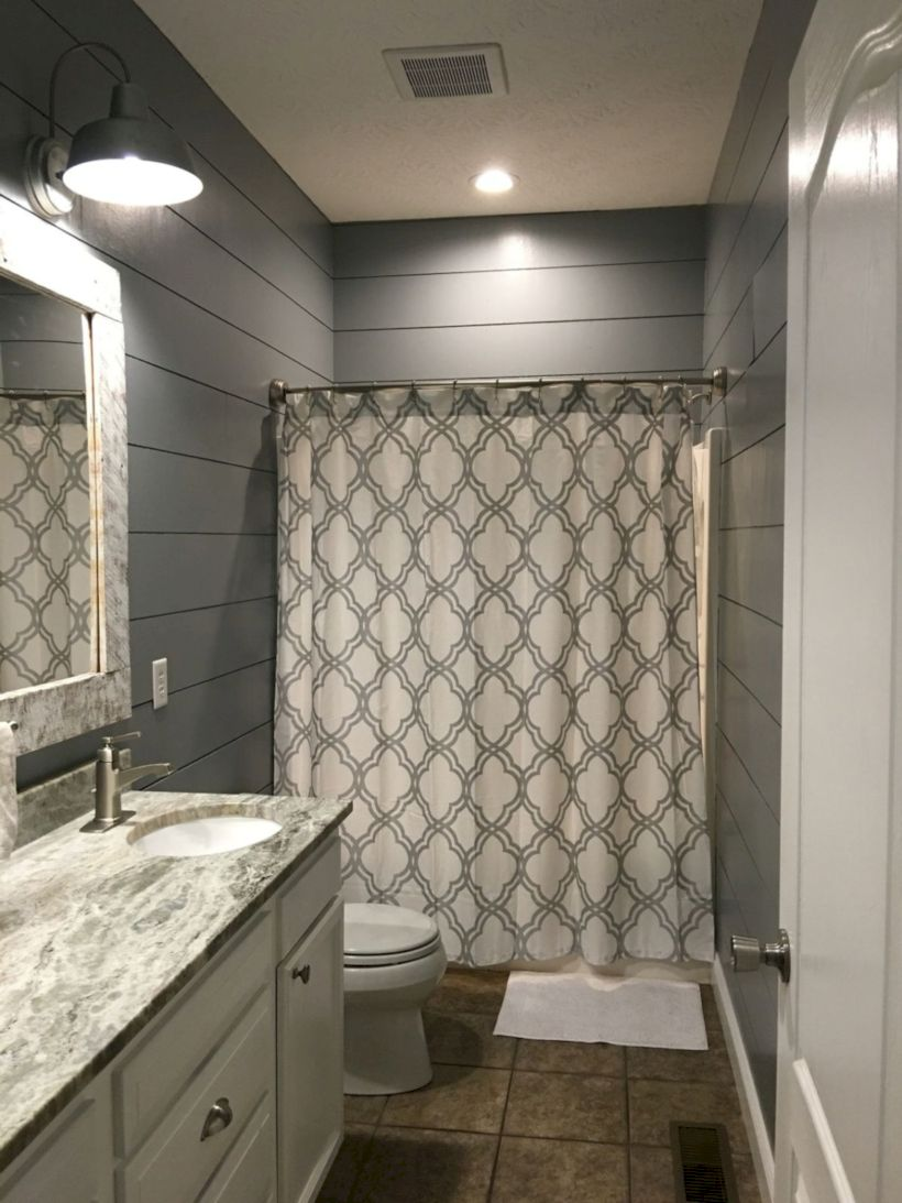 Small bathroom ideas on a budget (40)