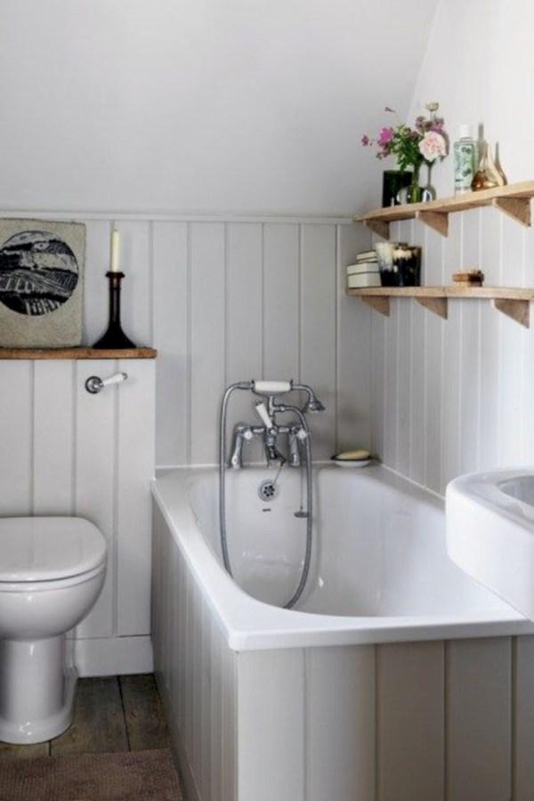 Small Country Bathroom Design Ideas 4 - Roundecor