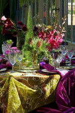Stunning christmas table decorations ideas 04