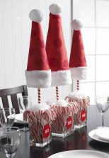 Stunning christmas table decorations ideas 10