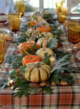 Stunning christmas table decorations ideas 11