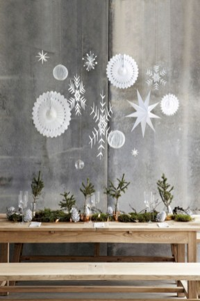 Stunning christmas table decorations ideas 12