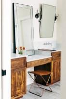 Stunning rustic makeup vanity ideas 28