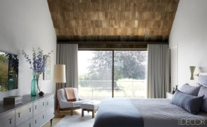 Stylish bedrooms with floor to ceiling windows 28