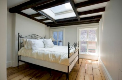 Stylish bedrooms with floor to ceiling windows 35