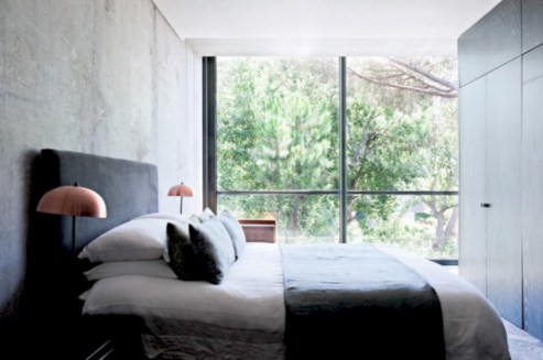 Stylish bedrooms with floor to ceiling windows 39