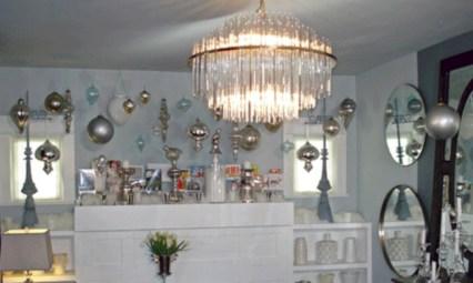 Stylish christmas décoration ideas with stylish black and white 15