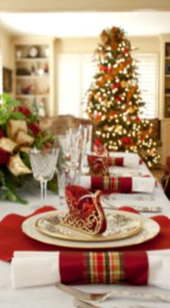 Stylish christmas decoration ideas using sleigh 33 33