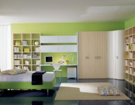 Unisex modern kids bedroom designs ideas 21