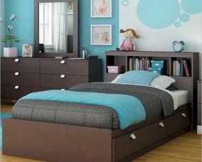 Unisex modern kids bedroom designs ideas 33