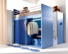 Unisex modern kids bedroom designs ideas 55