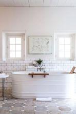 Vintage farmhouse bathroom ideas 2017 (1)