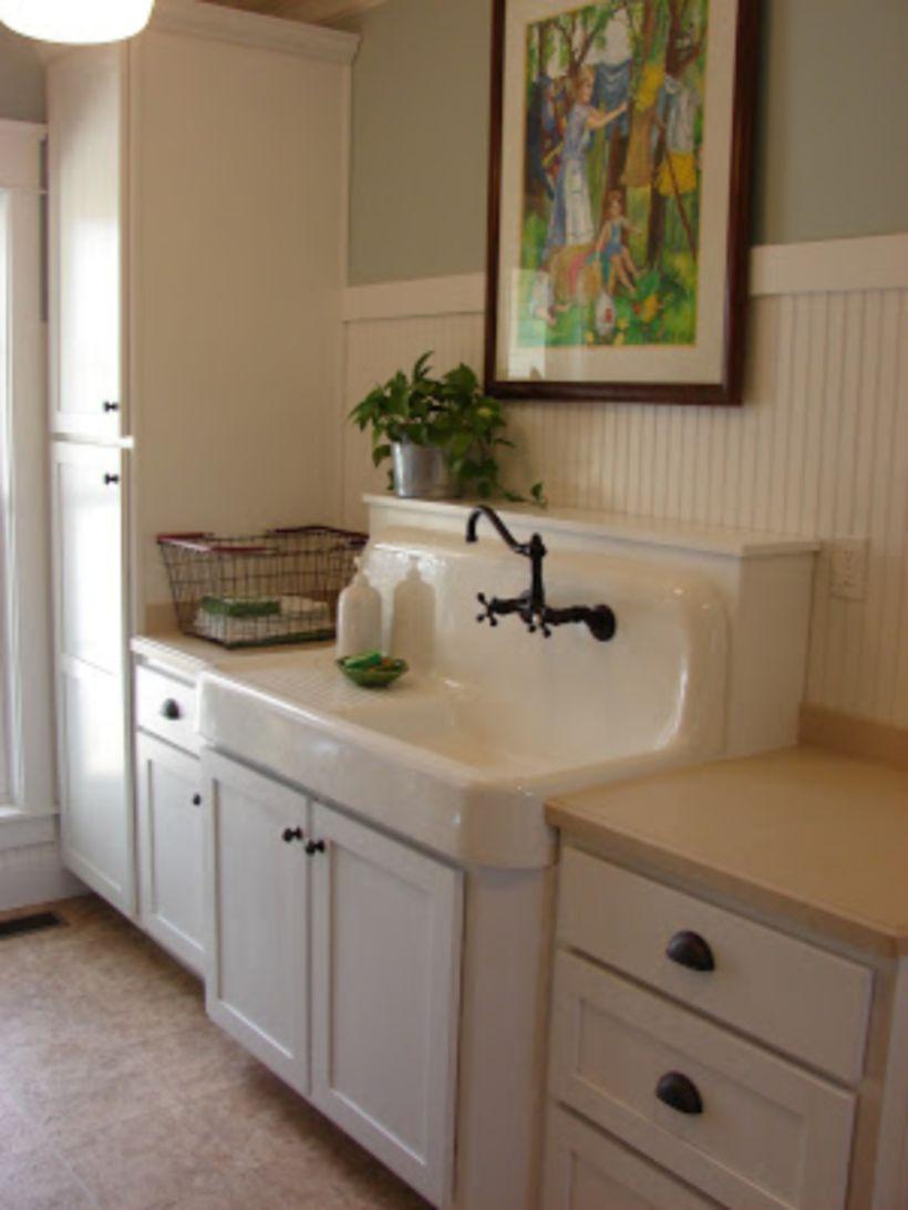 Vintage farmhouse bathroom ideas 2017 (20)
