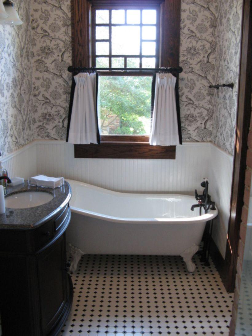 Vintage farmhouse bathroom ideas 2017 (25)