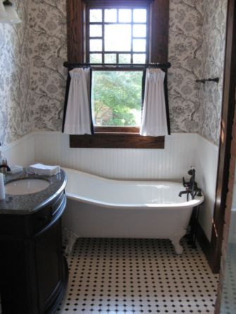 Vintage farmhouse bathroom ideas 2017 (25)