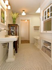 Vintage farmhouse bathroom ideas 2017 (28)
