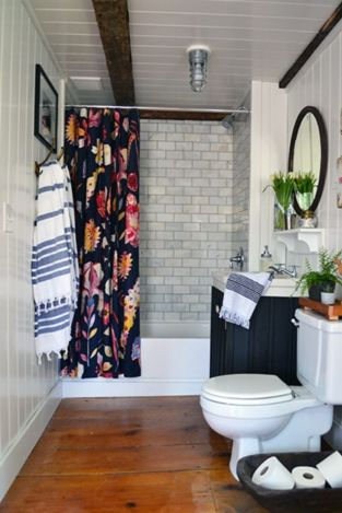 Vintage farmhouse bathroom ideas 2017 (39)
