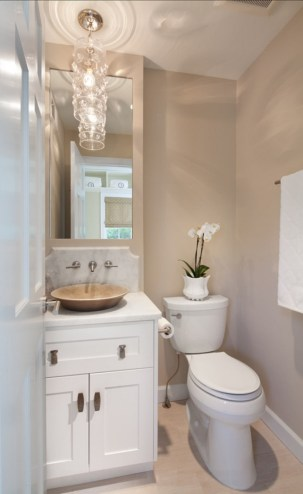 Vintage paint colors bathroom ideas (13)