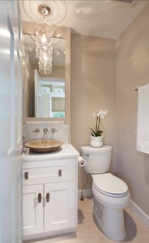Vintage paint colors bathroom ideas (13)