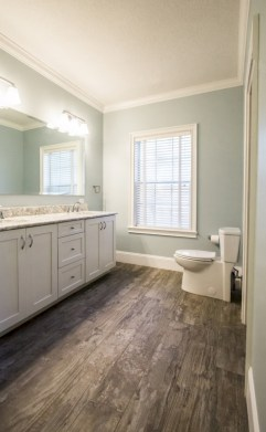 Vintage paint colors bathroom ideas (18)