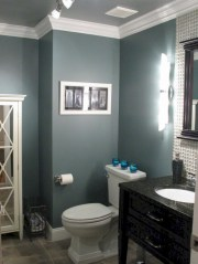 Vintage paint colors bathroom ideas (2)