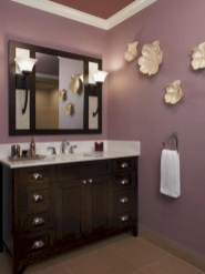 Vintage paint colors bathroom ideas (21)