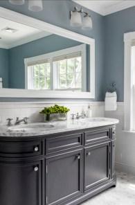 Vintage paint colors bathroom ideas (32)