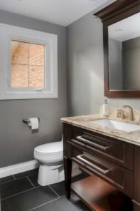 Vintage paint colors bathroom ideas (33)