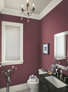Vintage paint colors bathroom ideas (5)