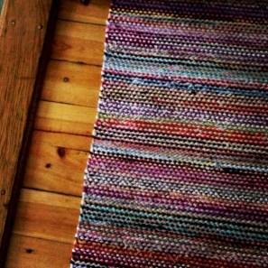 Vintage swedish rag rugs tables ideas 07