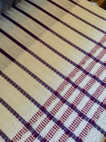 Vintage swedish rag rugs tables ideas 11