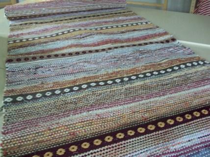 Vintage swedish rag rugs tables ideas 20