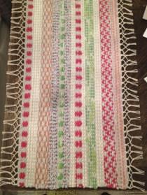 Vintage swedish rag rugs tables ideas 23