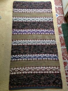 Vintage swedish rag rugs tables ideas 30