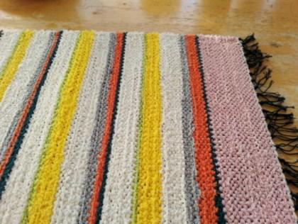 Vintage swedish rag rugs tables ideas 35