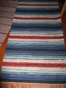 Vintage swedish rag rugs tables ideas 37