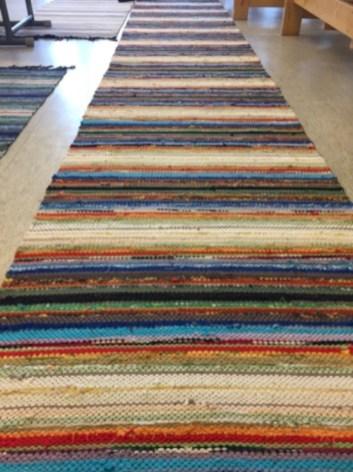 Vintage swedish rag rugs tables ideas 50