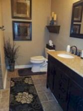 Yellow tile bathroom paint colors ideas (18)